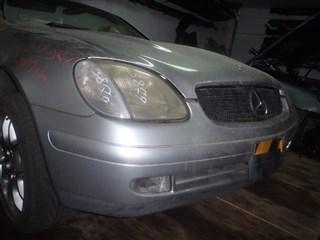 Губа Mercedes-Benz SLK-Class Владивосток