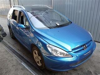 Блок управления климат-контролем Peugeot 307 Новосибирск
