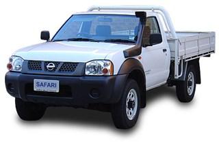 Шнорхель Nissan Navara Владивосток