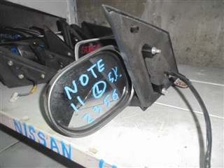 Зеркало Nissan Note Владивосток