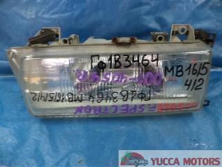 Фара Mazda Ford Spectron Барнаул