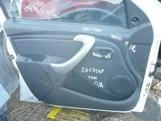 Обшивка дверей Renault Logan Иркутск
