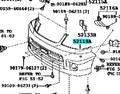 Бампер для Toyota Liteace Noah
