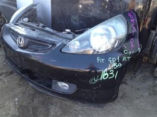 Nose cut Honda Fit Новосибирск