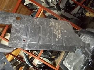 Защита двигателя Mitsubishi Outlander Владивосток