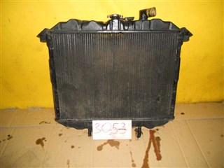 Радиатор основной Nissan Caravan Уссурийск