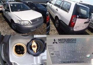 Радиатор основной Mitsubishi Lancer Cargo Улан-Удэ