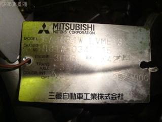 АКПП Mitsubishi EK Wagon Владивосток