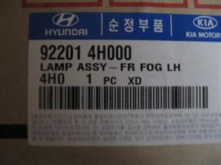 Туманка Hyundai Grand Starex Красноярск