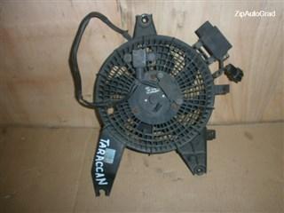 Вентилятор радиатора кондиционера Hyundai Terracan Москва