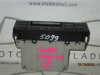 Блок управления климат-контролем Mazda Capella Wagon Владивосток