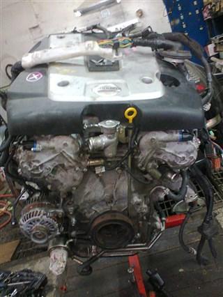 Двигатель Nissan 350Z Новороссийск