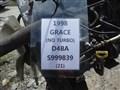 Двигатель для Hyundai Grace