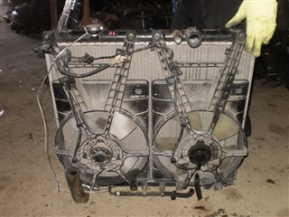 Радиатор основной Mazda Bongo Friendee Владивосток