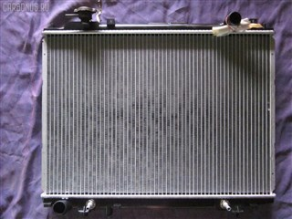 Радиатор основной Mazda B2500 Владивосток