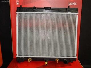 Радиатор основной Toyota Ractis Уссурийск