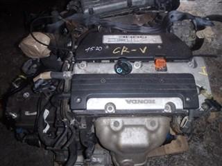 Двигатель Honda CR-V Новосибирск