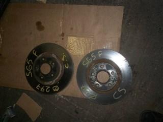 Тормозной диск Subaru Forester Новосибирск