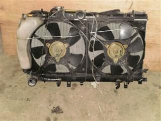 Радиатор основной Subaru Impreza Владивосток