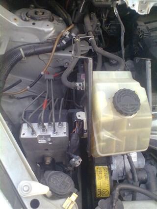 Блок abs Toyota Estima Hybrid Владивосток