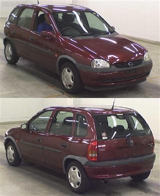 Дверь Opel Vita Новосибирск