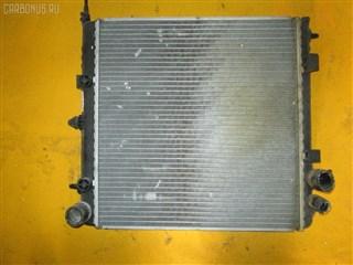 Радиатор основной Citroen C2 Владивосток