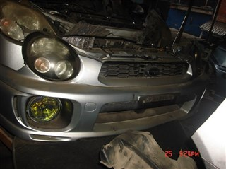 Nose cut Subaru Impreza WRX Владивосток