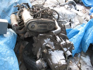 Двигатель Nissan AD Wagon Фокино