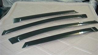 Ветровики комплект Subaru XV Уссурийск