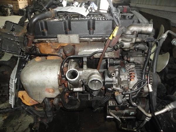 Двигателя kia bongo