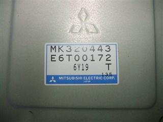 Блок управления efi Mitsubishi Pajero Владивосток