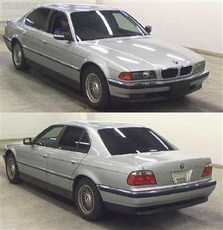 Стоп-сигнал BMW 7 Series Новосибирск