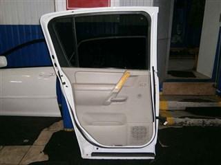 Дверь Infiniti QX56 Владивосток