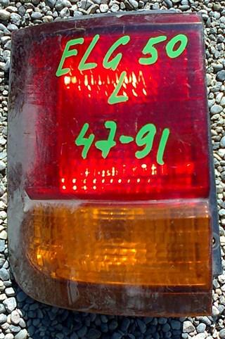 Стоп-сигнал Nissan Elgrand Владивосток
