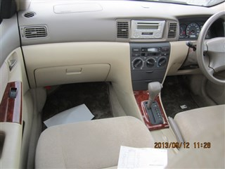 Механизм ремня безопасности Toyota Corolla Новосибирск