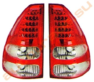 Стоп-сигнал Toyota Land Cruiser 120 Иркутск