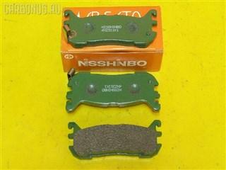 Тормозные колодки Mazda Roadster Новосибирск