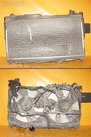 Радиатор основной Mazda Efini RX-7 Владивосток
