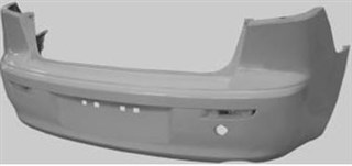 Бампер Mitsubishi Lancer X Казань