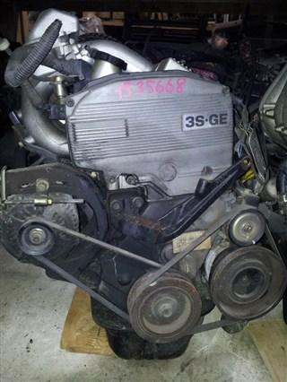 Двигатель Toyota MR-2 Братск