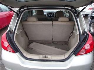 Обшивка багажника Nissan Tiida Владивосток