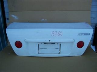 Крышка багажника Toyota Altezza Новосибирск
