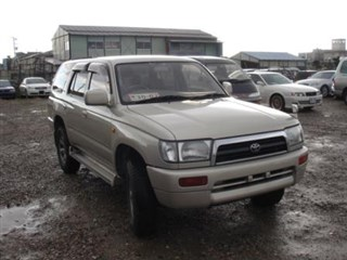 Защита кпп Toyota Surf Владивосток