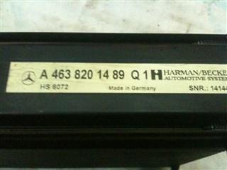 Усилитель магнитофона Mercedes-Benz G-Class Владивосток