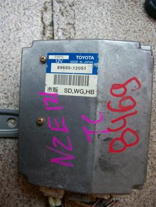 Блок управления efi Toyota Corolla Новосибирск