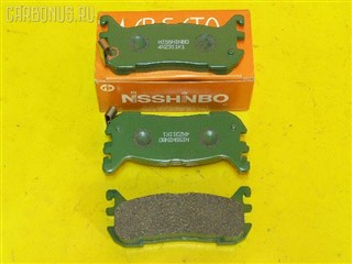 Тормозные колодки Mazda Roadster Владивосток