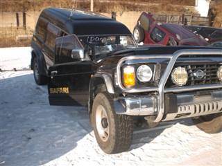 Крыша Nissan Safari Находка
