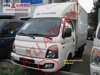Бампер Hyundai Porter Владивосток