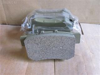 Тормозные колодки Honda CR-Z Владивосток