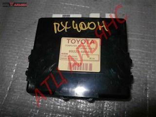 Электронный блок Lexus RX400H Владивосток
